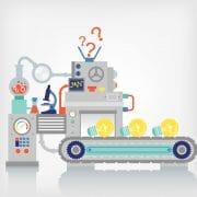creativity and ideas manufacture