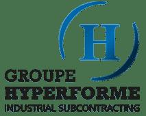 Logo Groupe Hyperfome EN