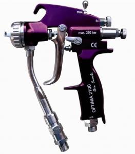 Pistolet pulvérisateur pour peinture liquide